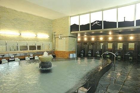 京都タワー大浴場で身も心もぽか...