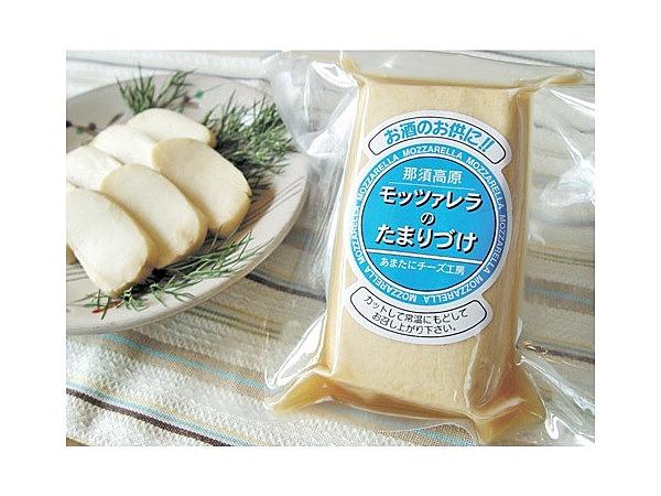 「モッツァレラチーズのたまりづけ」の画像検索結果
