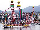 日本三大船神事ホーランエンヤ